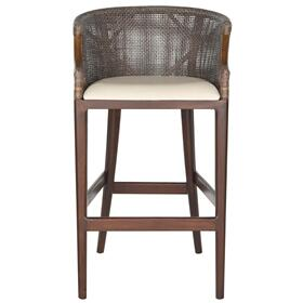 Brando Bar Stool - Brown
