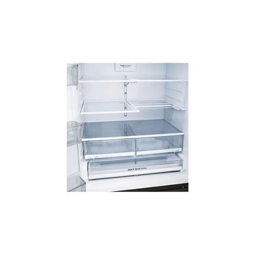 Product Image - 28 cu.ft. Smart wi-fi Enabled French Door Refrigerator