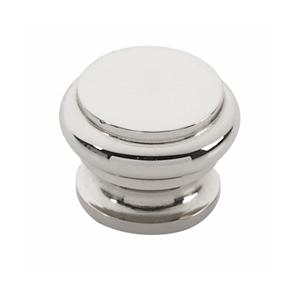 Tuscany Bread Box Knob A230 - Polished Chrome