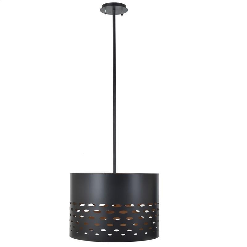 See Details - Tribeca 3 light Pendant