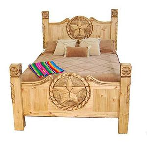 King Texas Star Rope Bed (king)