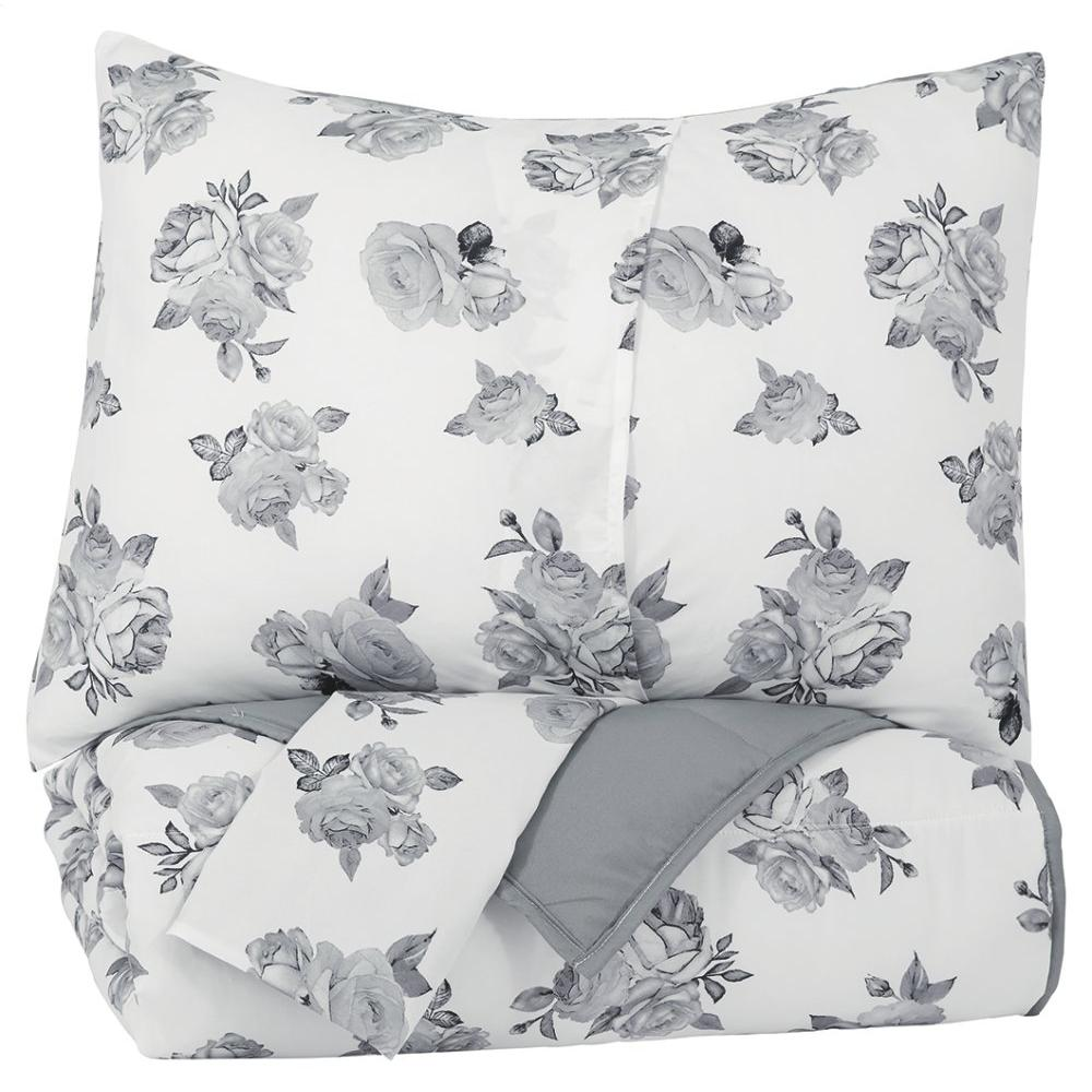 See Details - Meghdad 3-piece Full Comforter Set
