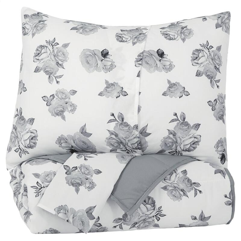 View Product - Meghdad 3-piece Full Comforter Set