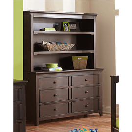 Hutch (for Double Dresser)
