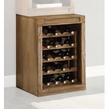 "See Details - 21"" Wine Rack Base"