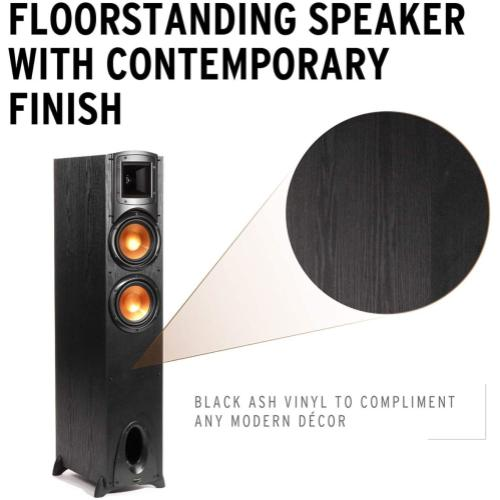 Synergy Black Label F-200 Floorstanding Speaker
