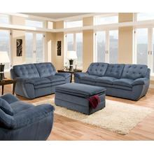 SOFA & CHAIR   *****FREE MATCHING STORAGE OTTOMAN**** AVAILABLE IN THREE COLORS