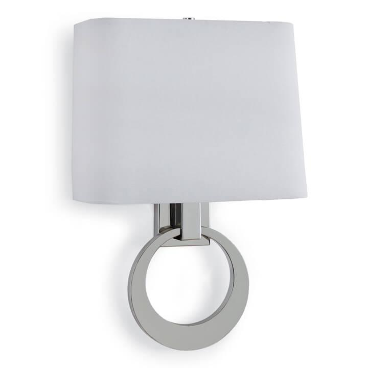See Details - Engage Sconce (polished Nickel)