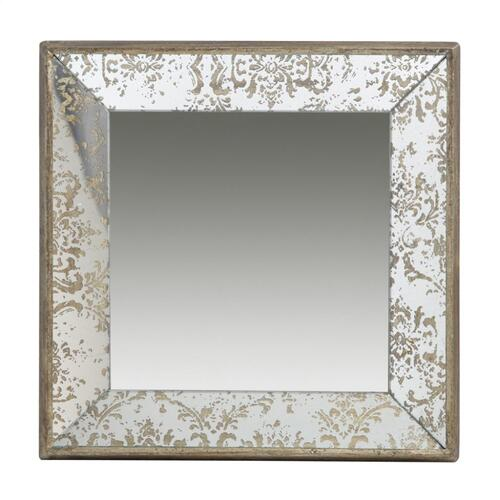 Square Hanging Mirror