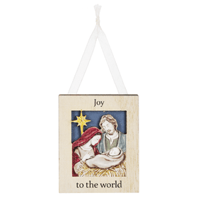 Ornament - Joy to the World
