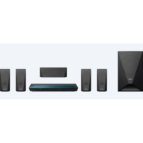 Gallery - Blu-ray Home Theater System with Bluetooth