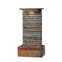 See Details - Stave - Indoor/Outdoor Table Fountain