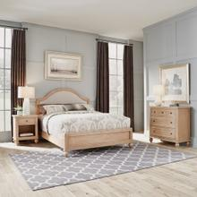 Claire Queen Bed, Nightstand and Chest