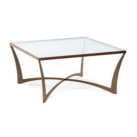 Lotus Square Cocktail Table