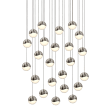 Grapes® 24-Light Round Medium LED Pendant