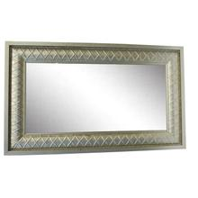 Rectangular Antique Gold Mirror by Ultimate Accents