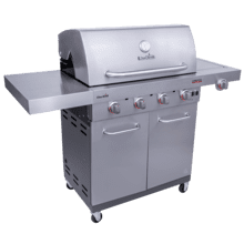 Commercial Series TRU-Infrared 4-Burner Gas Grill