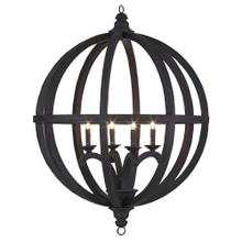 See Details - Axel Orb Chandelier Large