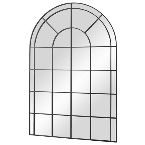 Grantola Black Arch Mirror