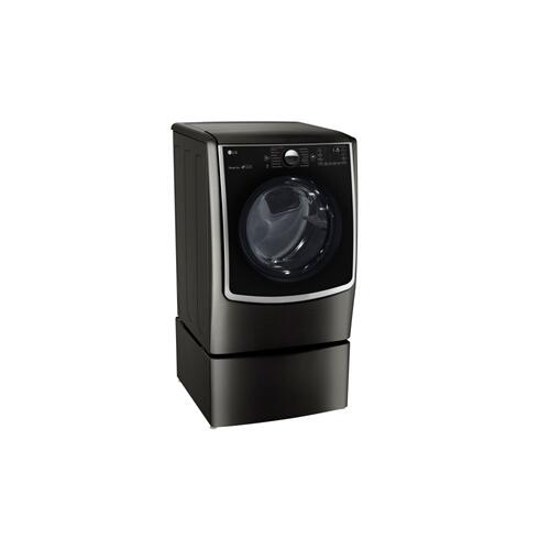 7.4 cu.ft. Ultra Large Capacity TurboSteam™ Electric Dryer w/ On-Door Control Panel