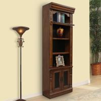 LEONARDO 32 in. Open Top Bookcase Product Image