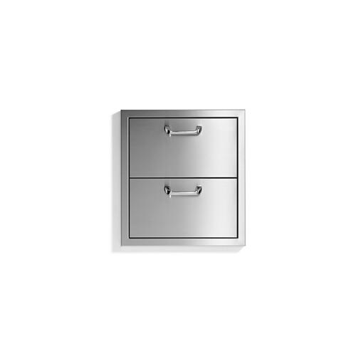 "Lynx - 19"" double drawers - Sedona by Lynx Series"