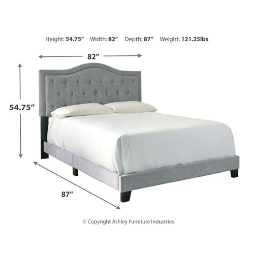 Jerary King Upholstered Bed