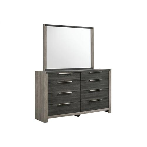 Carter Dresser and Mirror
