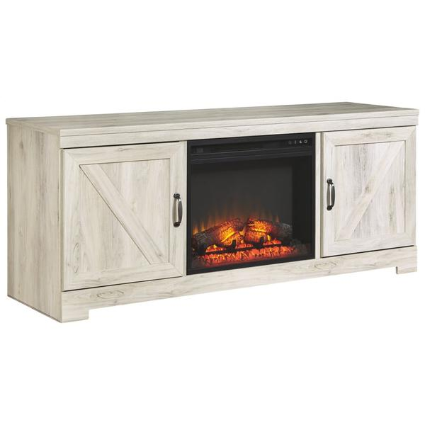 """Bellaby 63"""" TV Stand With Fireplace"""