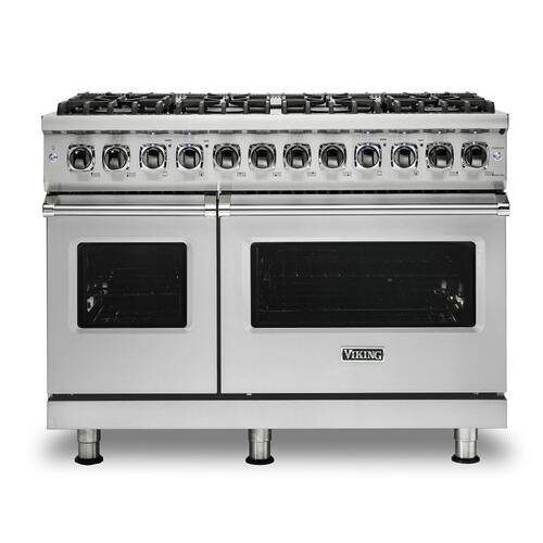 "48"" Dual Fuel Range - VDR548 Viking 5 Series"