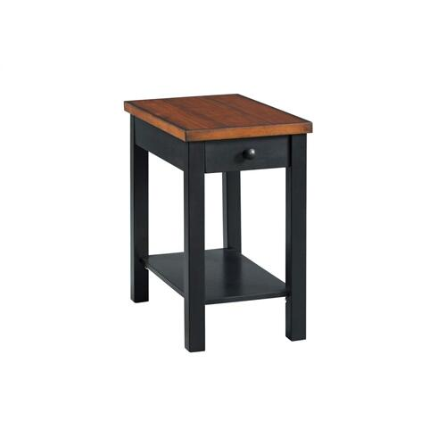 7601 Power Chairside Table