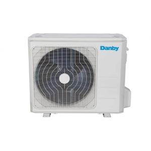 Danby 18,000 BTU Ductless Split System with Silencer Technology