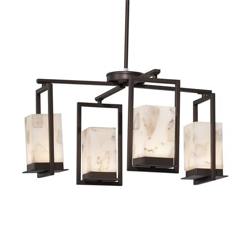 Laguna 4-Light LED Outdoor Chandelier