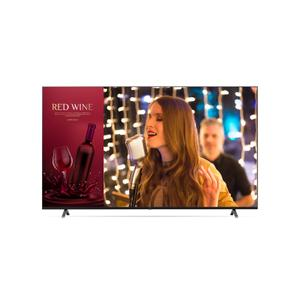 """LG Electronics50"""" UR640S Series UHD Signage TV with Slim Depth, LG SuperSign CMS, and Embedded Content & Group Management"""