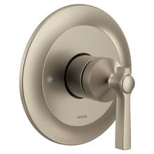 Flara brushed nickel m-core 3-series valve only