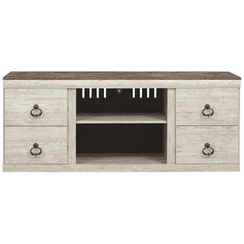 """Signature Design By Ashley - Willowton 60"""" TV Stand"""