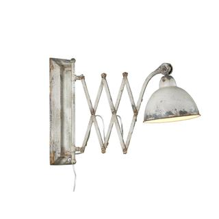 See Details - Pierce Sconce (white)