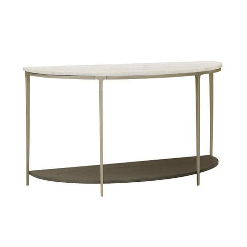 Pulaski Furniture - Boulevard Stone Top Console Table