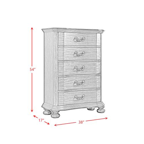 Gallery - Avery 5-Drawer Chest