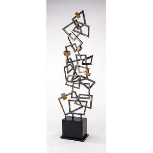 """Floor Sculpture 22.5x12x75"""""""