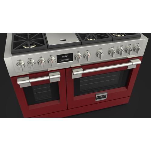 "Fulgor Milano - 48"" Venetian Red Color Kit"