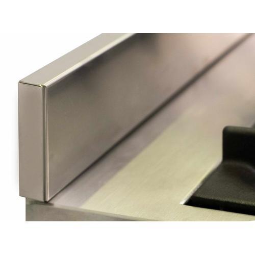 36 Inch Matte Graphite Dual Fuel Liquid Propane Freestanding Range