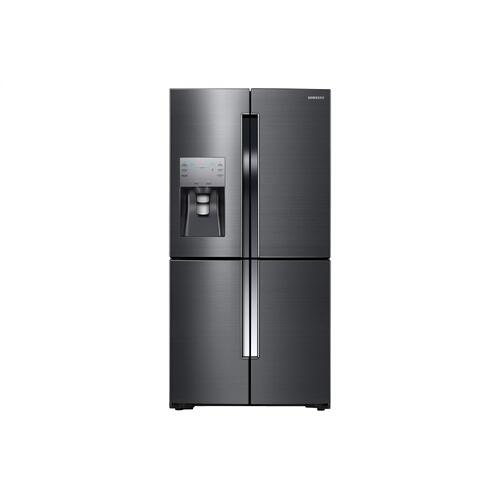 Samsung Canada - RF23J9011SG Black Stainless 4 Door Flex with Triple Cooling system, 22.5 cu.ft.