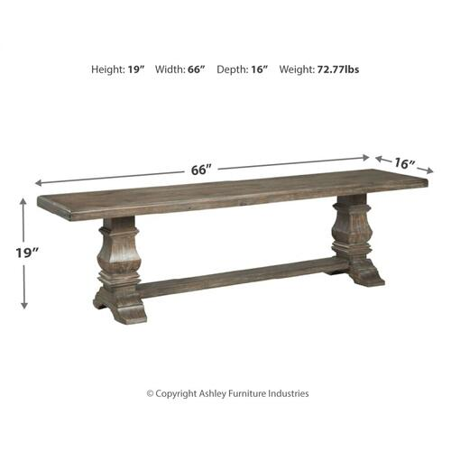 Wyndahl Dining Bench