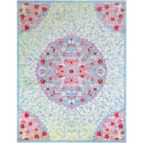 "Seasoned Treasures SDT-2300 2'11"" x 7'10"""