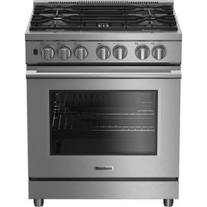 "Blomberg Appliances30"" Pro-Style Dual Fuel Range"