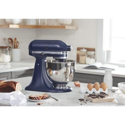KitchenAid Canada - Artisan® Series 5-Quart Tilt-Head Stand Mixer - Ink Blue