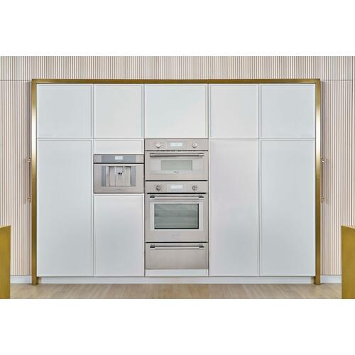 Combination Wall Oven 30'' Professional Stainless Steel POM301W