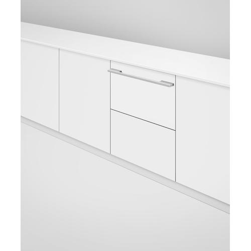 Fisher & Paykel - Integrated Single DishDrawer™ Dishwasher, Sanitize
