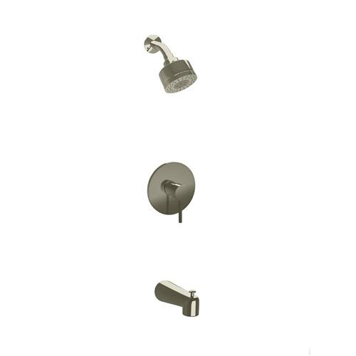 Trova Shower Set with Tub Spout View Valve Required For This Item